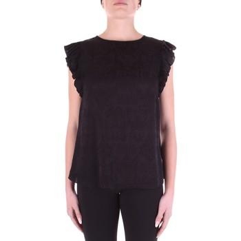 textil Mujer Tops / Blusas Versace B0HWA631-09475 Negro