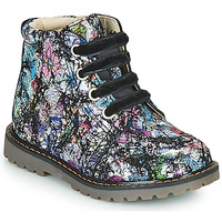 Zapatos Niña Zapatillas altas GBB NAREA Negro