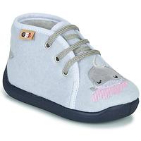 Zapatos Niños Pantuflas GBB APOLOCHON Azul