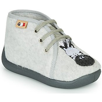 Zapatos Niños Pantuflas GBB APOLOCHON Gris