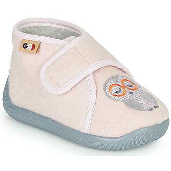 Zapatos Niña Pantuflas GBB APOCHOU Rosa