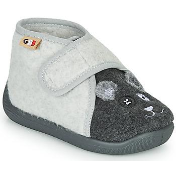 Zapatos Niños Pantuflas GBB APOCHOU Negro