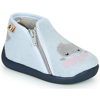 Zapatos Niña Pantuflas GBB APOPOTAM Azul