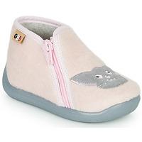 Zapatos Niña Pantuflas GBB APOPOTAM Rosa