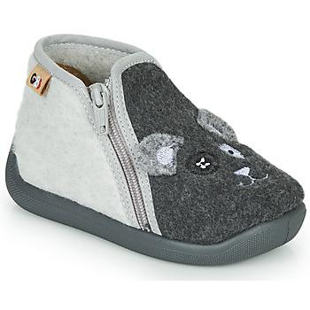 Zapatos Niña Pantuflas GBB APOPOTAM Negro