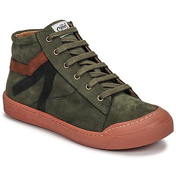 Zapatos Niño Zapatillas altas GBB ARNOLD Verde