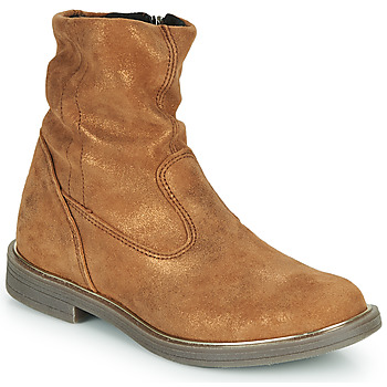 Zapatos Niña Botas de caña baja GBB MICKY Marrón