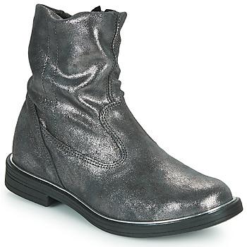 Zapatos Niña Botas de caña baja GBB MICKY Gris