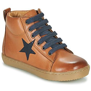 Zapatos Niño Zapatillas altas GBB KANY Marrón