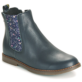 Zapatos Niña Botas de caña baja GBB ARANA Azul