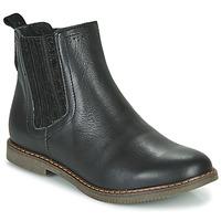 Zapatos Niña Botas de caña baja GBB EVERY Negro