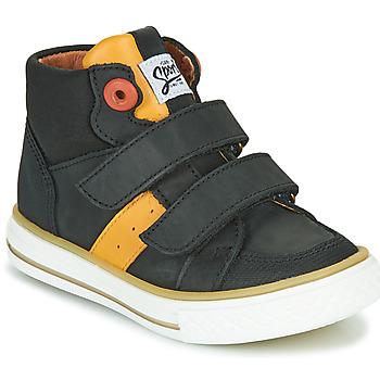 Zapatos Niño Zapatillas altas GBB KIMMY Negro