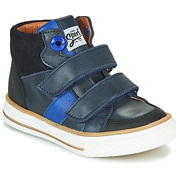 Zapatos Niño Zapatillas altas GBB KIMMY Azul