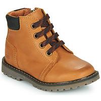 Zapatos Niño Zapatillas altas GBB CORRY Amarillo