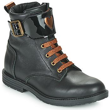 Zapatos Niña Zapatillas altas GBB DOZZY Negro