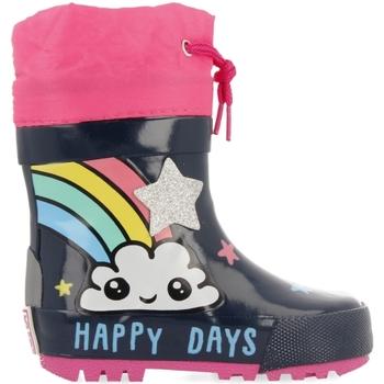 Zapatos Niña Botas de agua Gioseppo ELSTER MARINO
