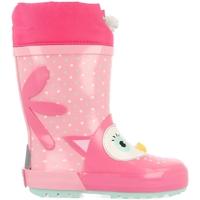 Zapatos Niña Botas de agua Gioseppo ARZAMAS ROSA