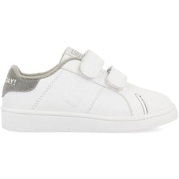Zapatos Niña Zapatillas bajas Gioseppo VOLSK GRIS