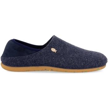 Zapatos Hombre Pantuflas Gioseppo ORSK MARINO