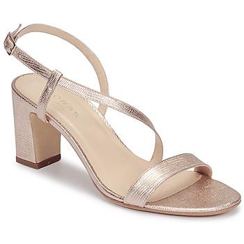 Zapatos Mujer Sandalias Jonak VANESA Oro
