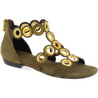 Zapatos Mujer Sandalias Barbara Bui L5217CRL27 Marrone chiaro