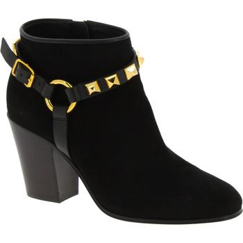 Zapatos Mujer Botas de caña baja Giuseppe Zanotti I67063 nero