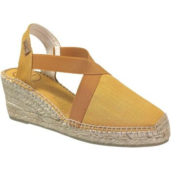 Zapatos Mujer Alpargatas Toni Pons Ter amarillo