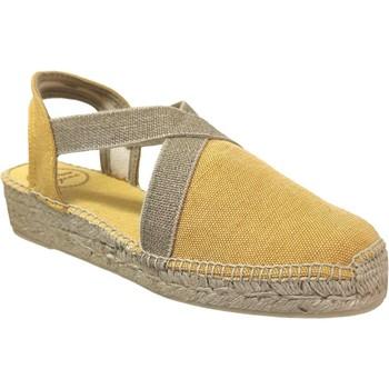 Zapatos Mujer Alpargatas Toni Pons Verdi-V amarillo