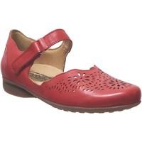 Zapatos Mujer Sandalias Mobils By Mephisto Florina perf Rojo