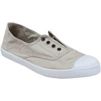 Zapatos Mujer Zapatillas bajas Victoria 6623 Beige