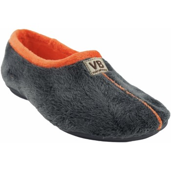 Zapatos Mujer Pantuflas Vulca Bicha Ir por casa señora  4306 gris Gris