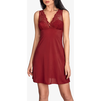 textil Mujer Pijama Ajour Babydoll Primerose burdeos Camuflaje