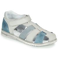 Zapatos Niño Sandalias Citrouille et Compagnie FRINOUI Gris