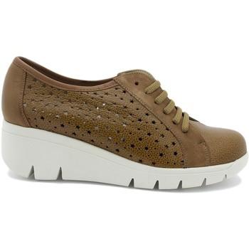 Zapatos Mujer Derbie Gasymar 1752 Marrón