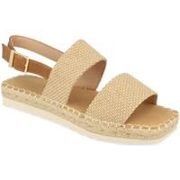 Zapatos Mujer Sandalias Buonarotti 1FB-1121 Camel