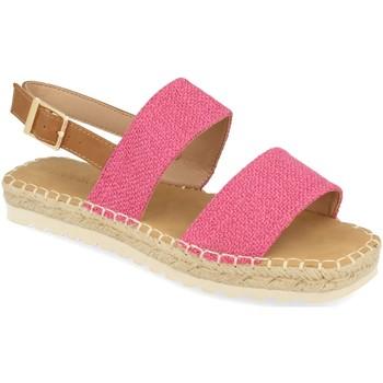 Zapatos Mujer Sandalias Buonarotti 1FB-1121 Fucsia