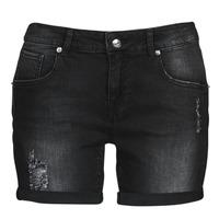 textil Mujer Shorts / Bermudas Moony Mood ONANA Negro