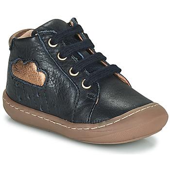 Zapatos Niña Zapatillas altas GBB APOLOGY Azul