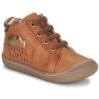 Zapatos Niña Zapatillas altas GBB APOLOGY Marrón