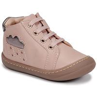Zapatos Niña Zapatillas altas GBB APOLOGY Rosa