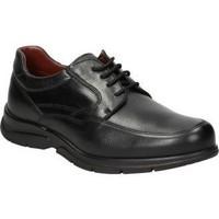 Zapatos Hombre Derbie & Richelieu Nuper ZAPATOS  1250 CABALLERO NEGRO Noir