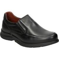 Zapatos Hombre Mocasín Nuper ZAPATOS  1251 CABALLERO NEGRO Noir
