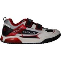Zapatos Niño Multideporte Geox J02BRA 014BU J INEK Blanco