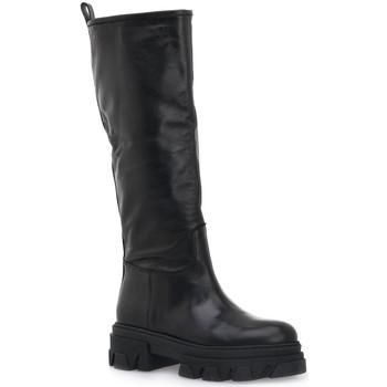 Zapatos Mujer Botas urbanas Priv Lab VITELLO NERO Nero