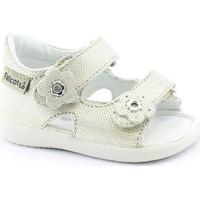 Zapatos Niña Sandalias Naturino FAL-E21-500894-PL Oro