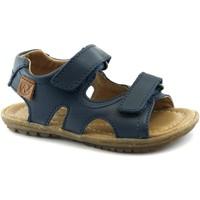Zapatos Niños Sandalias Naturino NAT-E21-502430-NA-a Blu