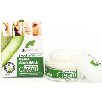 Belleza Hidratantes & nutritivos Dr. Organic Aloe Vera Crema Concentrada