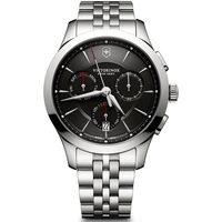 Relojes & Joyas Hombre Relojes analógicos Victorinox 241745, Quartz, 44mm, 10ATM Plata