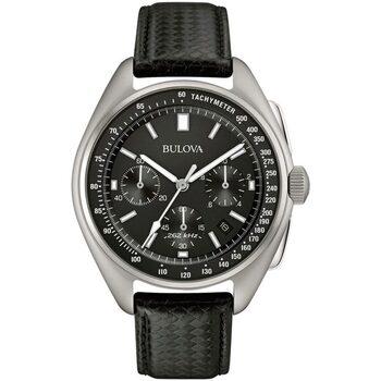 Relojes & Joyas Hombre Relojes analógicos Bulova 96B251, Quartz, 45mm, 5ATM Plata