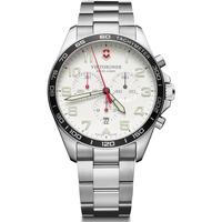 Relojes & Joyas Hombre Relojes analógicos Victorinox 241856, Quartz, 42mm, 10ATM Plata